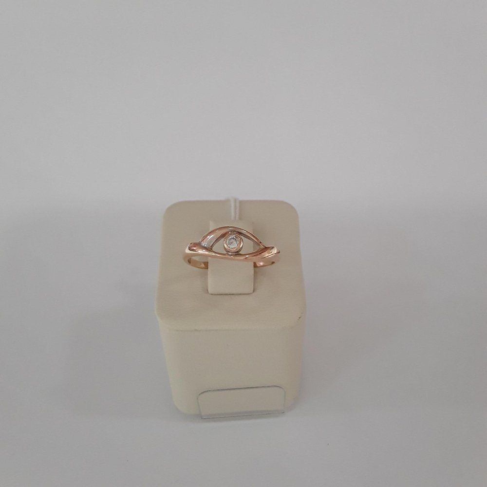 Золотое кольцо 585 пробы цена