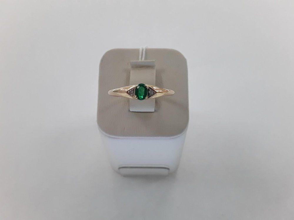 купить Золотое кольцо 585 пробы дешево