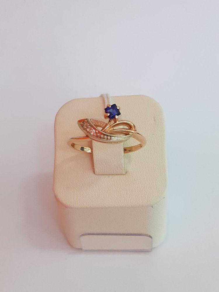 Золотое кольцо 585 пробы linvel 8478 3