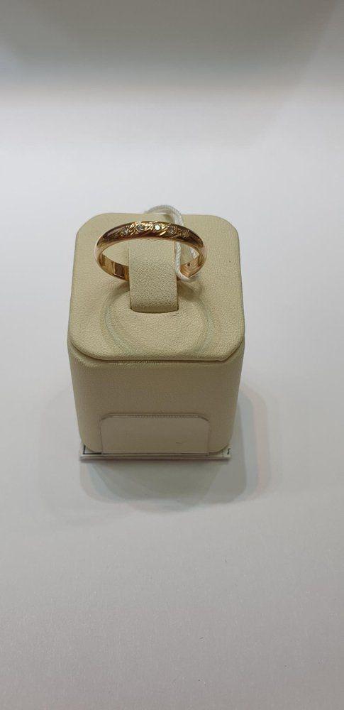 Золотое кольцо 585 пробы бра corinto 6107