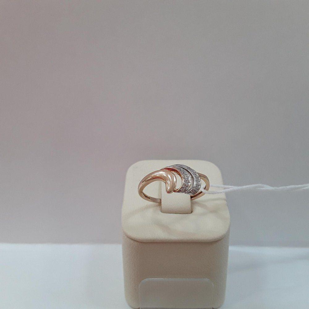 цена на Золотое кольцо 585 пробы